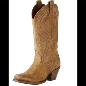 Ariat women's Lively boots in old west brown